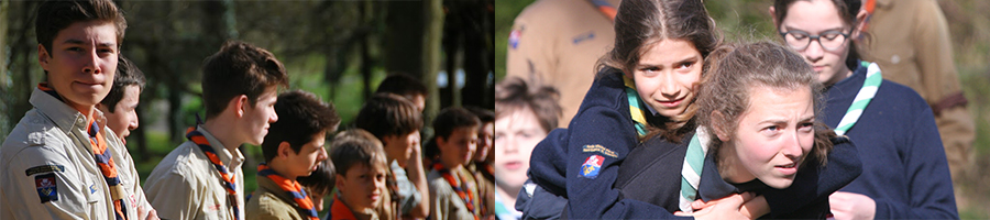 GUIDES+SCOUTS